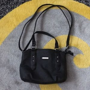 NWOT Versatile Black Bag